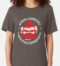 Yukon Cornelius North Pole Expeditions Slim Fit T-Shirt
