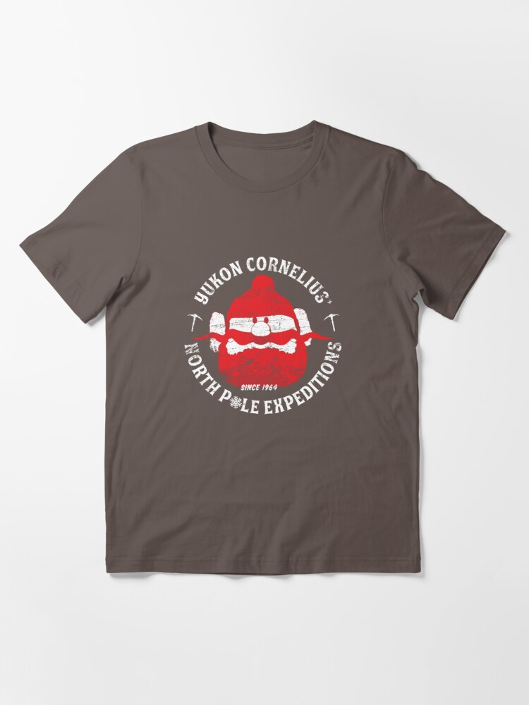 Alternate view of Yukon Cornelius North Pole Expeditions Essential T-Shirt