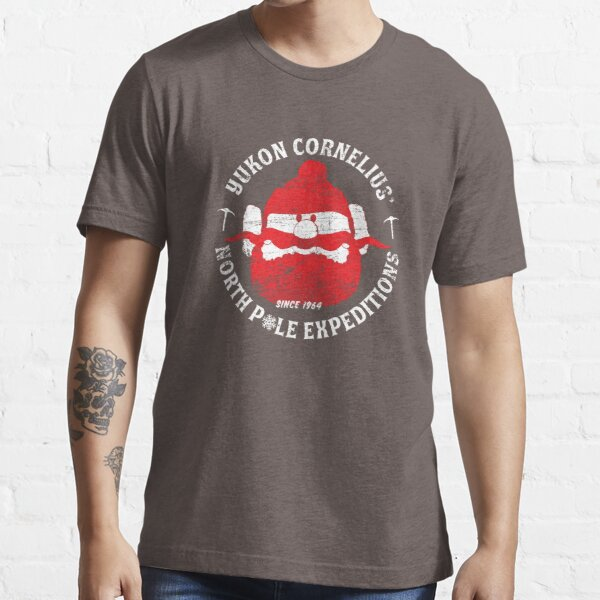 Yukon Cornelius North Pole Expeditions Essential T-Shirt