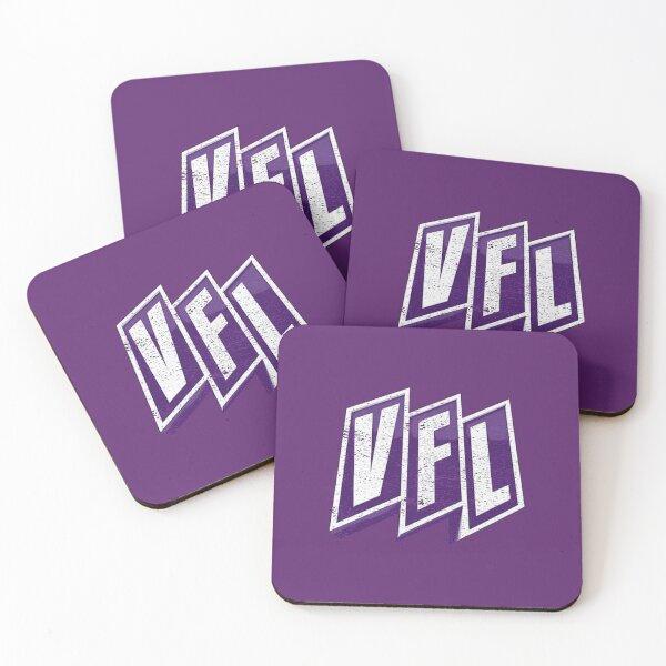 VFL Osnabrück 3D Design Coasters (Set of 4)