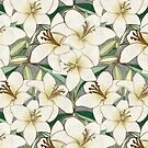 Gilding the Lilies - neutral forest shades by micklyn
