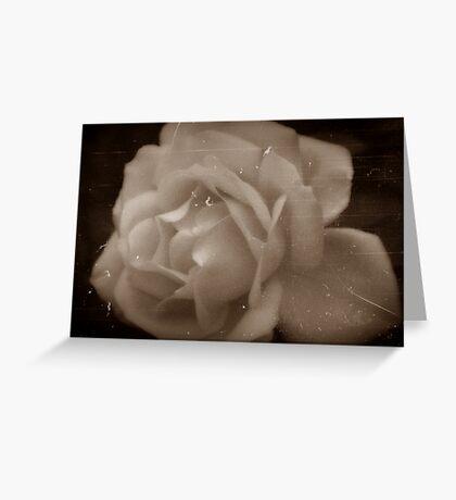 ~ Rose ~ Greeting Card
