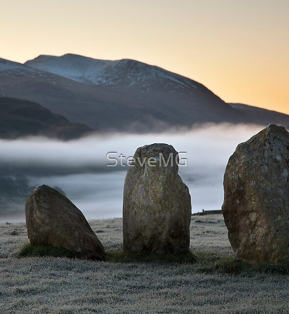 Castlerigg & St John's In The Vale by SteveMG