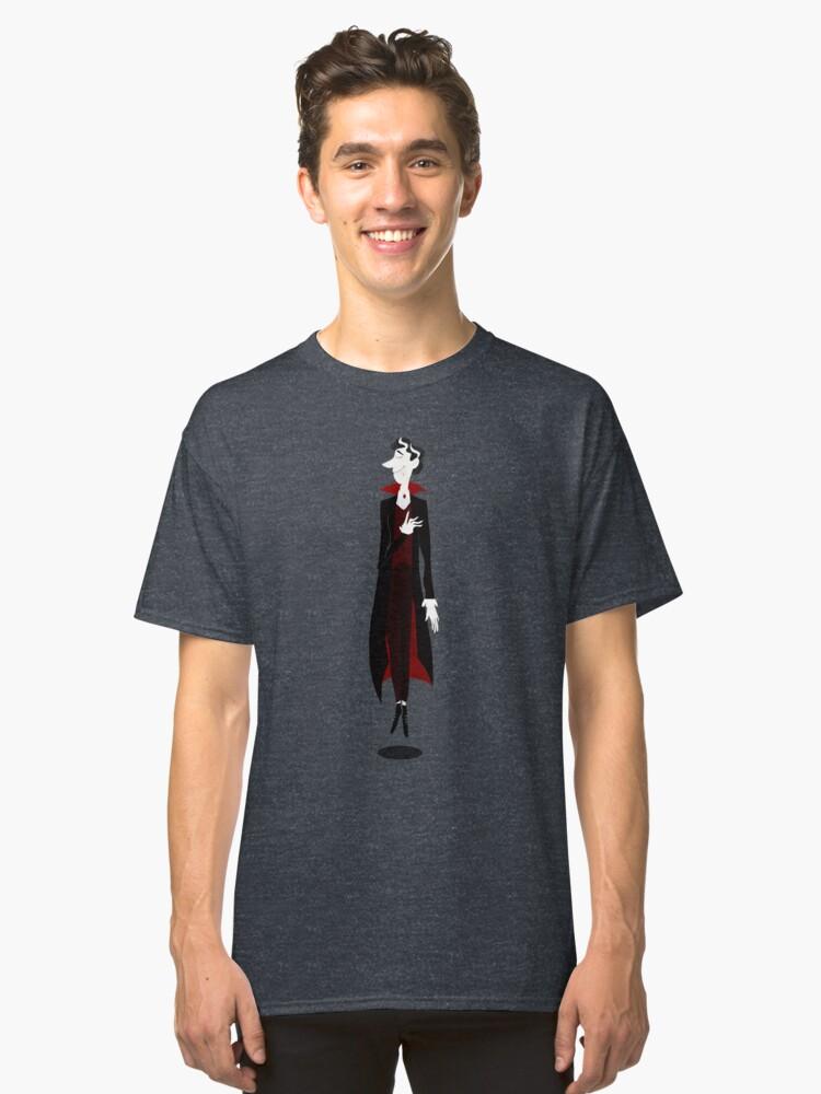 T-shirt classique ''Vampire': autre vue