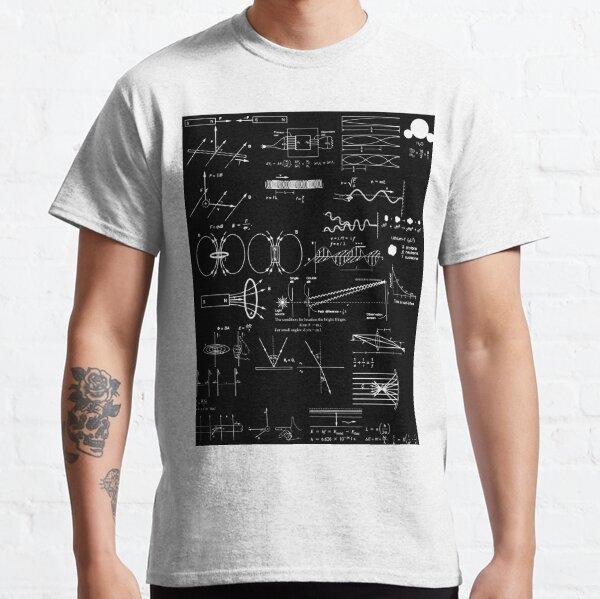 General Physics 2, #GeneralPhysics, #General, #Physics, #Electromagnetism, Thermodynamics, AtomicPhysics, NuclearPhysics Classic T-Shirt