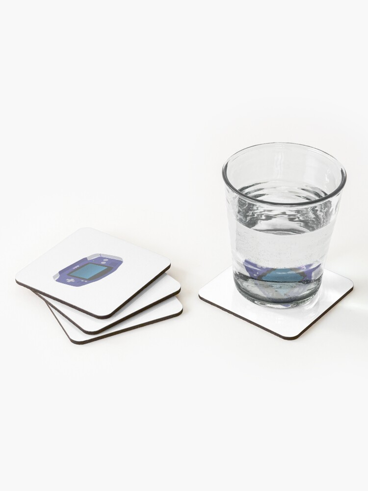 Alternate view of Chibi Gameboy Coasters (Set of 4)