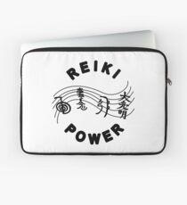 Reiki Power Negro Funda para portátil