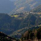 "View from the ""Hoch Obir"" by Bertspix1"