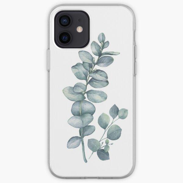 Eucalyptus Twig iPhone Soft Case
