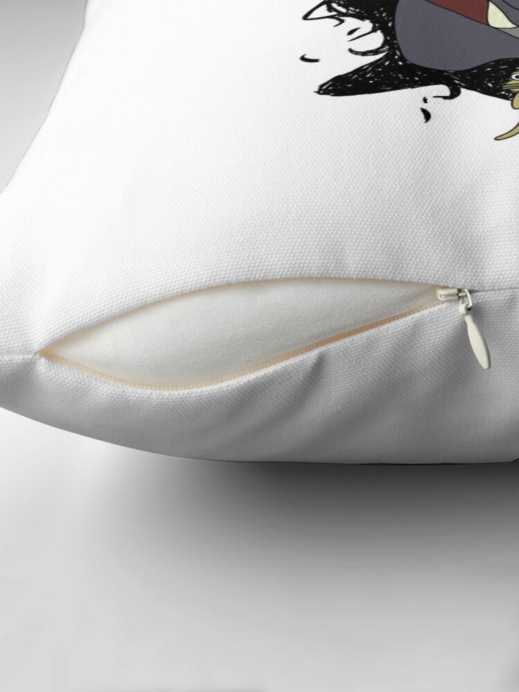 Alternate view of Nightmare Floor Pillow
