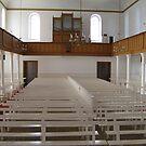 Genadendal Church by Pieta Pieterse