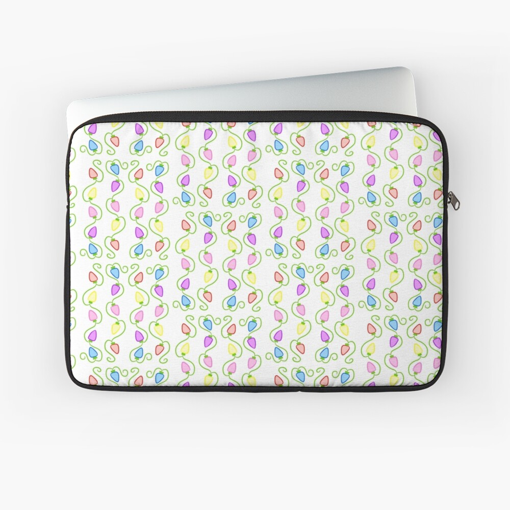 Light Up The Room Laptop Sleeve
