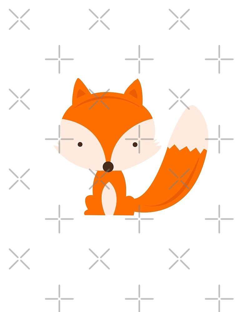 Der Fuchs von Luke Webster