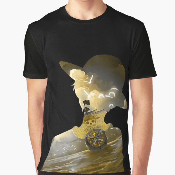 One Piece | Luffy Graphic T-Shirt