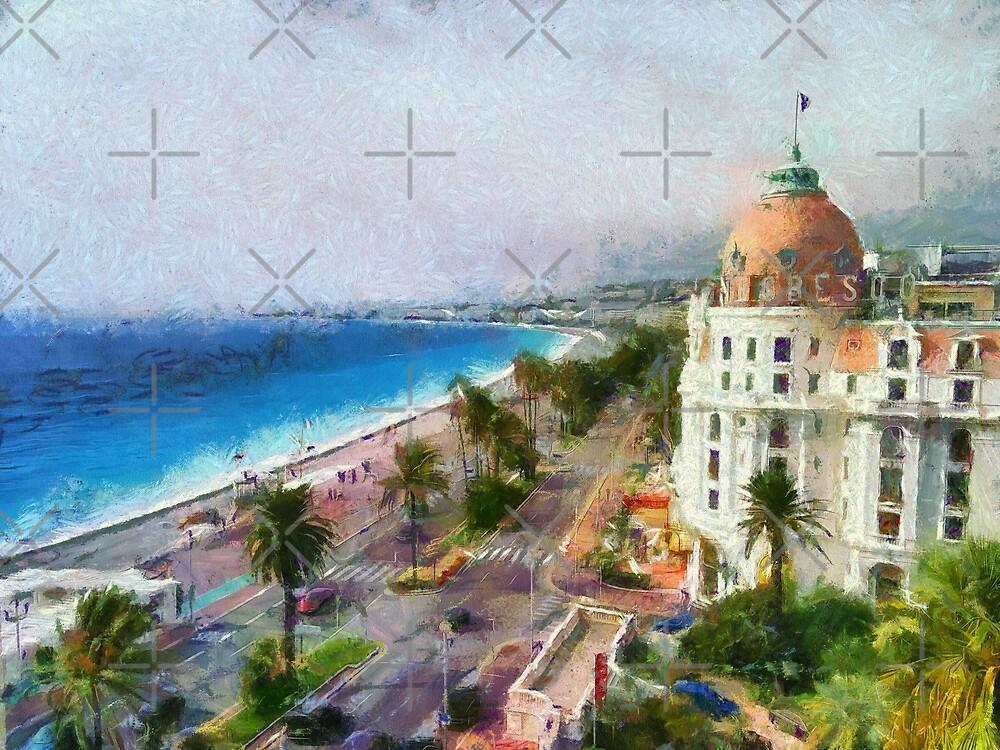 Promenade des Anglais by photorolandi