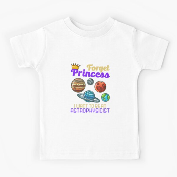 Space Star Science design for any Astrophysicist Kids T-Shirt