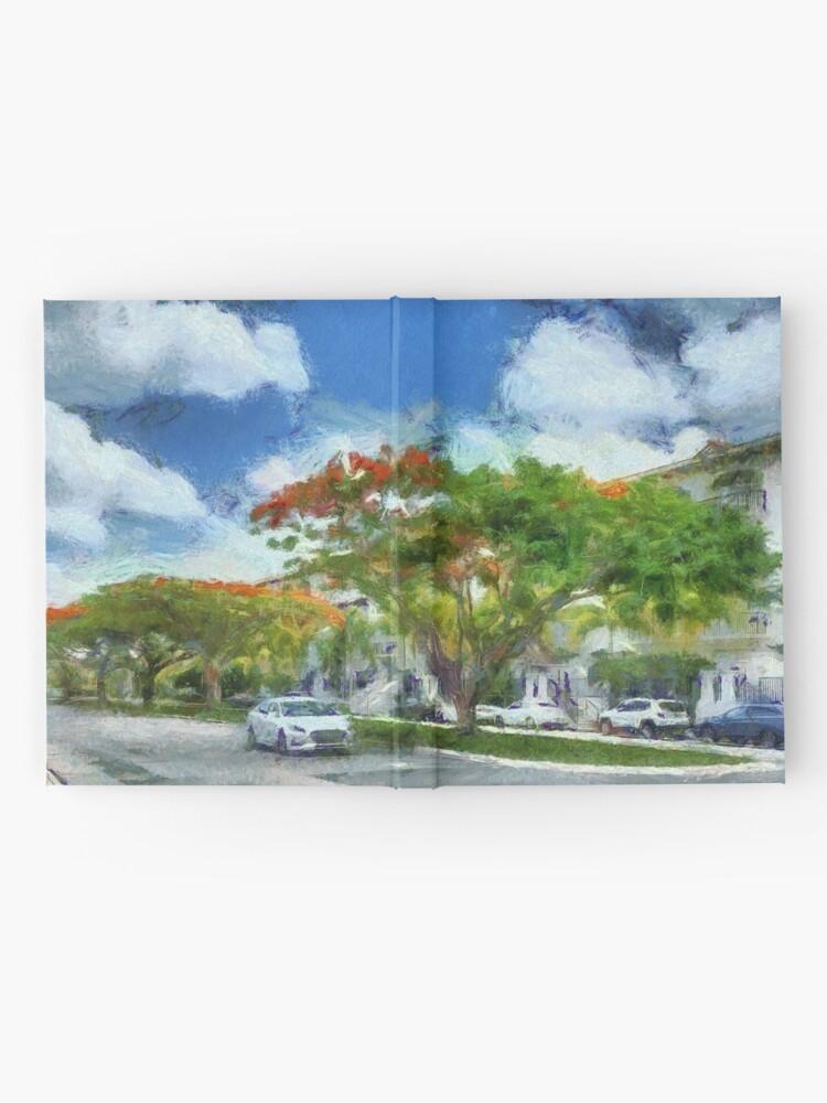 Alternate view of Alhambra Circle Hardcover Journal