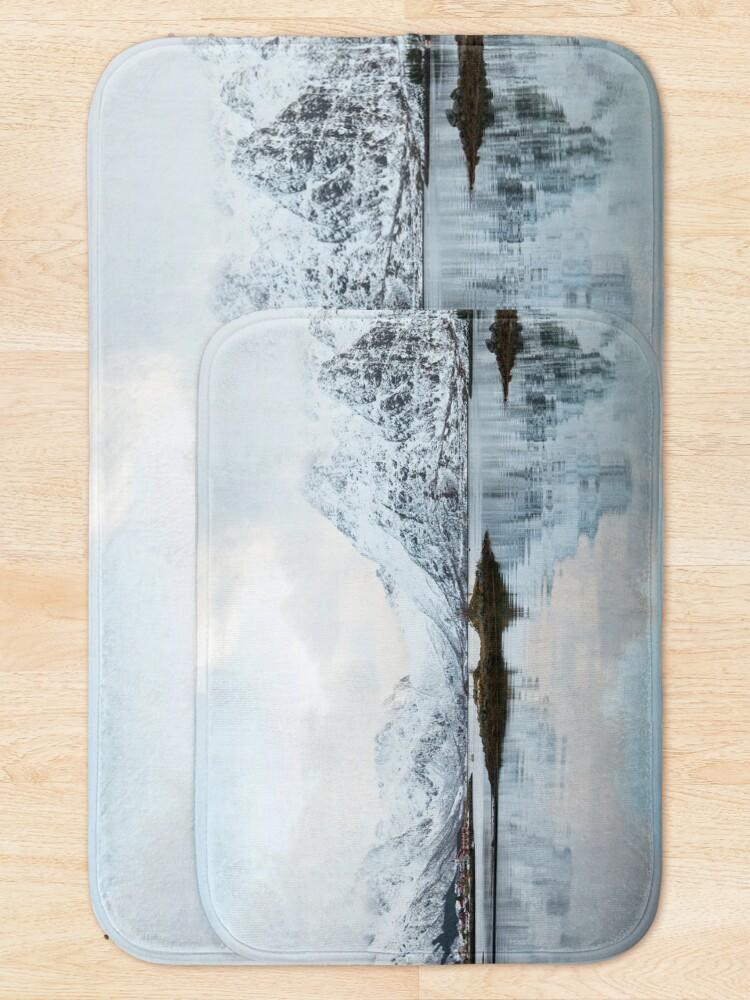 Alternate view of Lofoten Bath Mat
