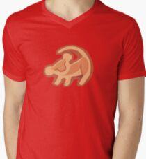Simba Men's V-Neck T-Shirt