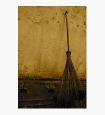 broom broom broom Photographic Print