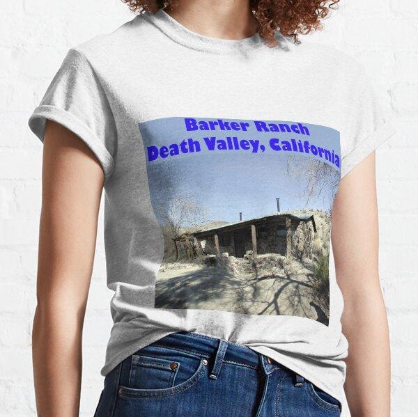 Barker Ranch Classic T-Shirt