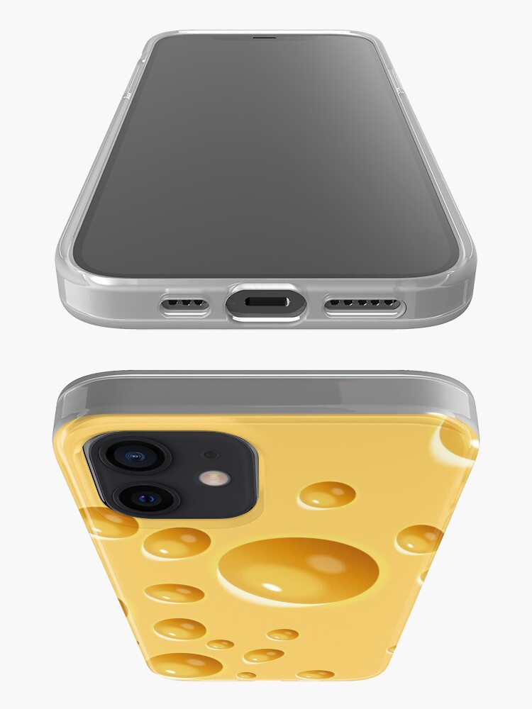 Alternate view of Swiss Cheese iPhone Case & Cover