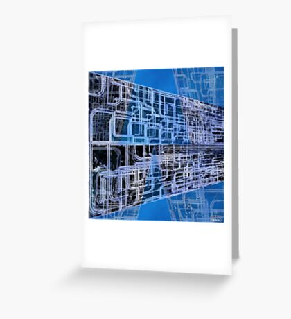 In space 219 Greeting Card