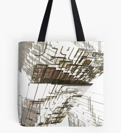 In space 05 Tote Bag
