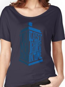 It also travels in time Women's Relaxed Fit T-Shirt