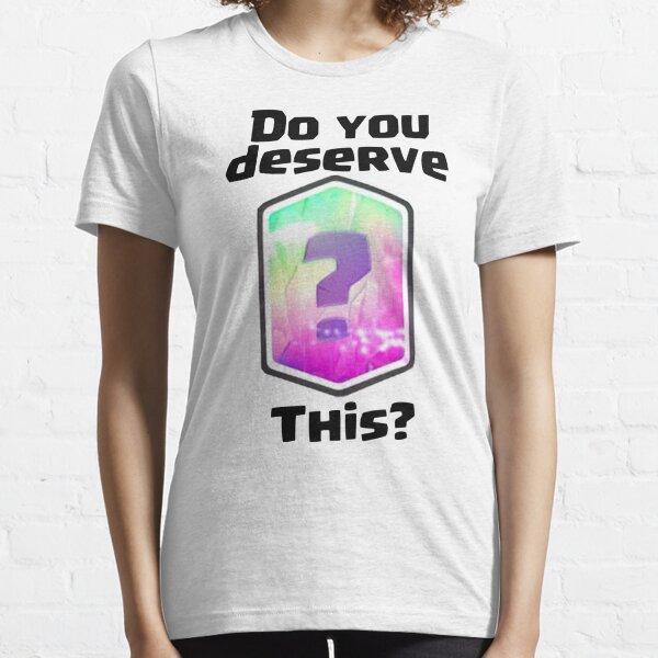 Clash Royale légendaire T-shirt essentiel