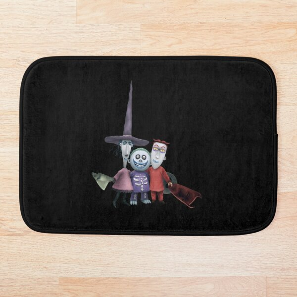 Lock, Shock and Barrel Bath Mat