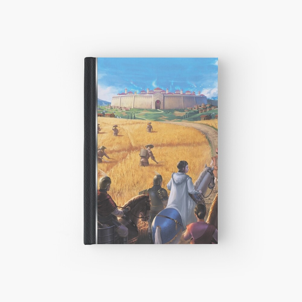 Exalted Realm Art: Arrival Hardcover Journal
