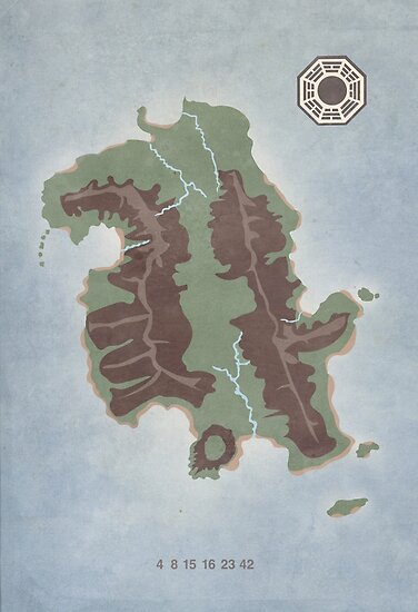 Verlorener Insel Dharma von avoidperil