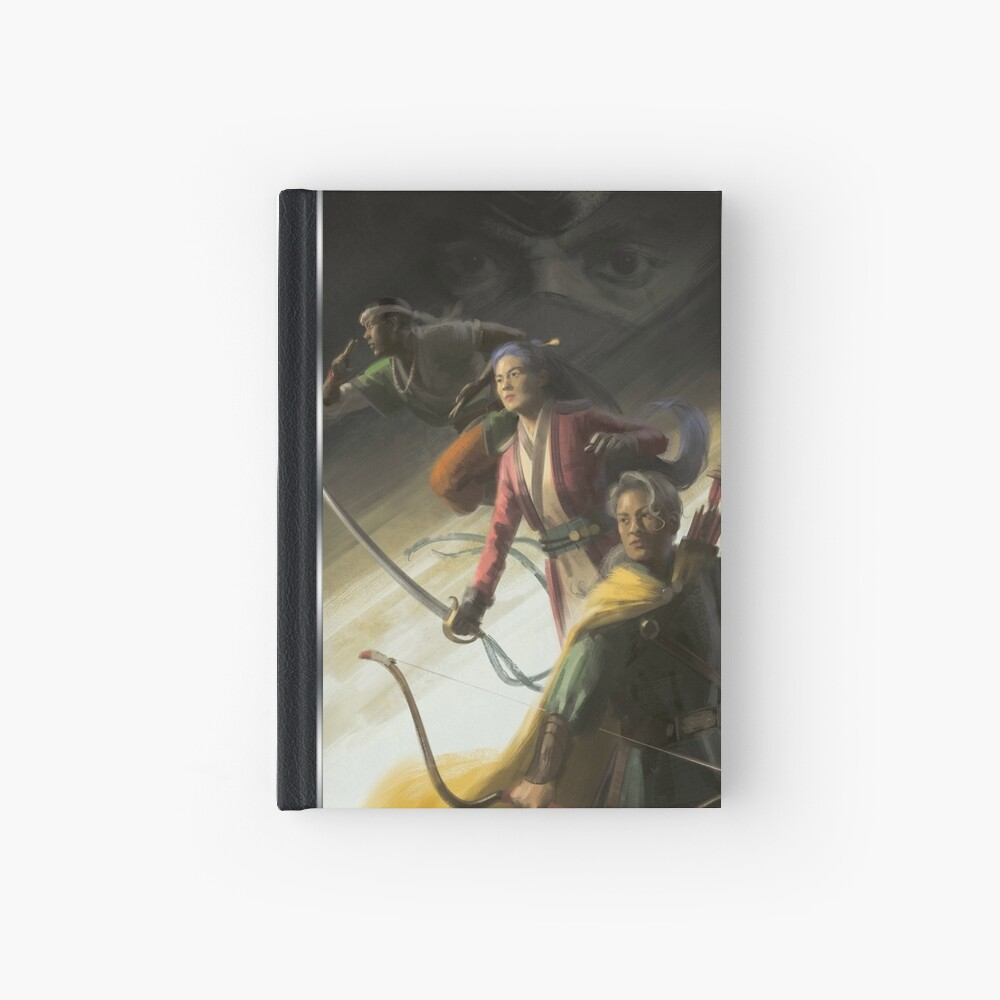 Exalted Realm Art: Realm Defense Hardcover Journal