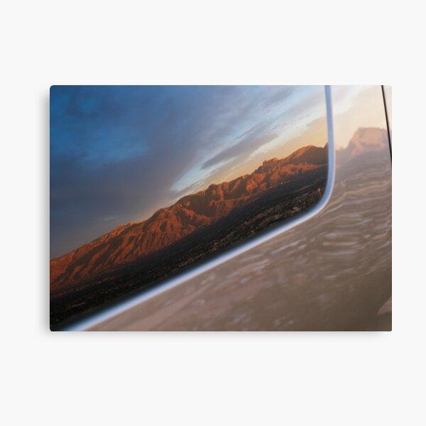 Passing Tucson Canvas Print
