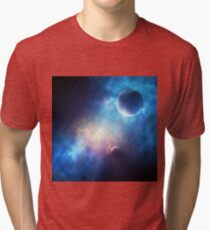 Messier 83 Tri-blend T-Shirt