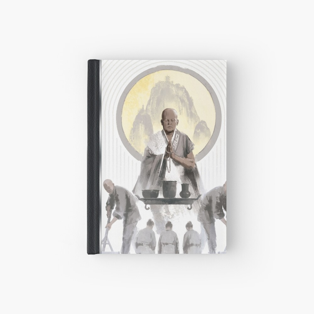 Exalted Realm Art: Wisdom Hardcover Journal