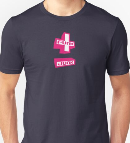 MORE funk LESS junk T-Shirt