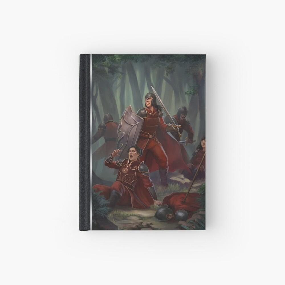 Exalted Realm Art: Ambush Hardcover Journal