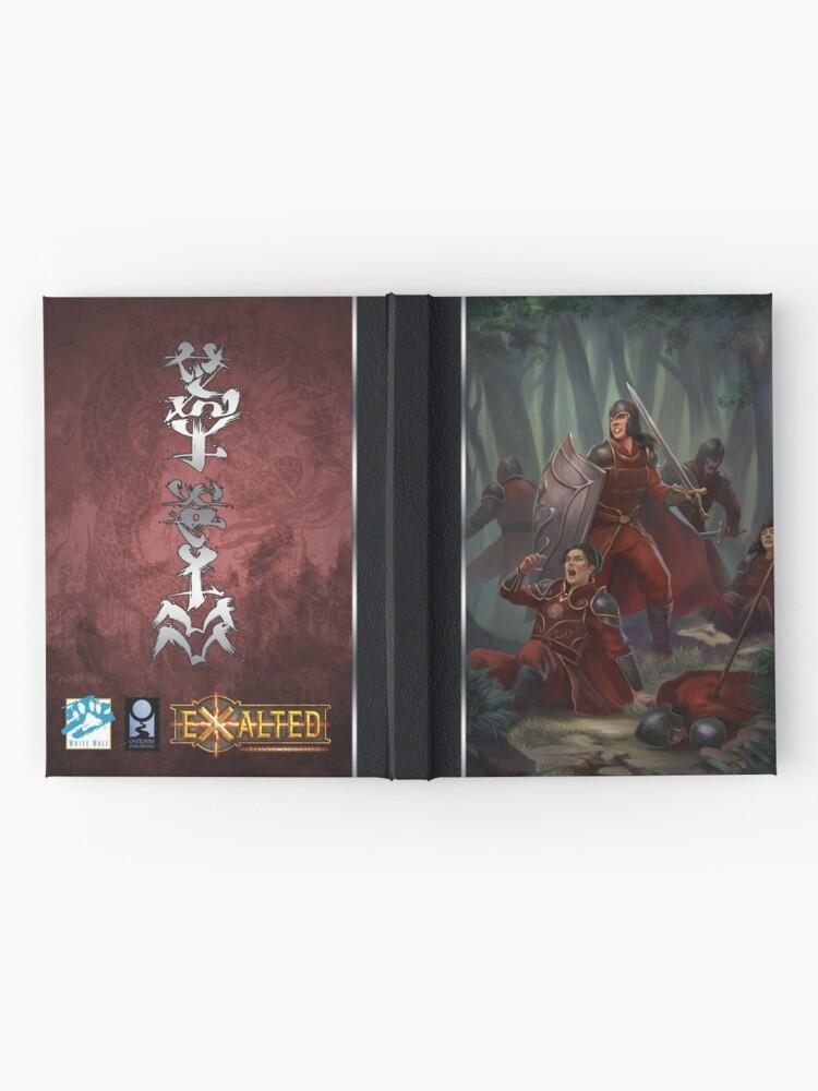 Alternate view of Exalted Realm Art: Ambush Hardcover Journal