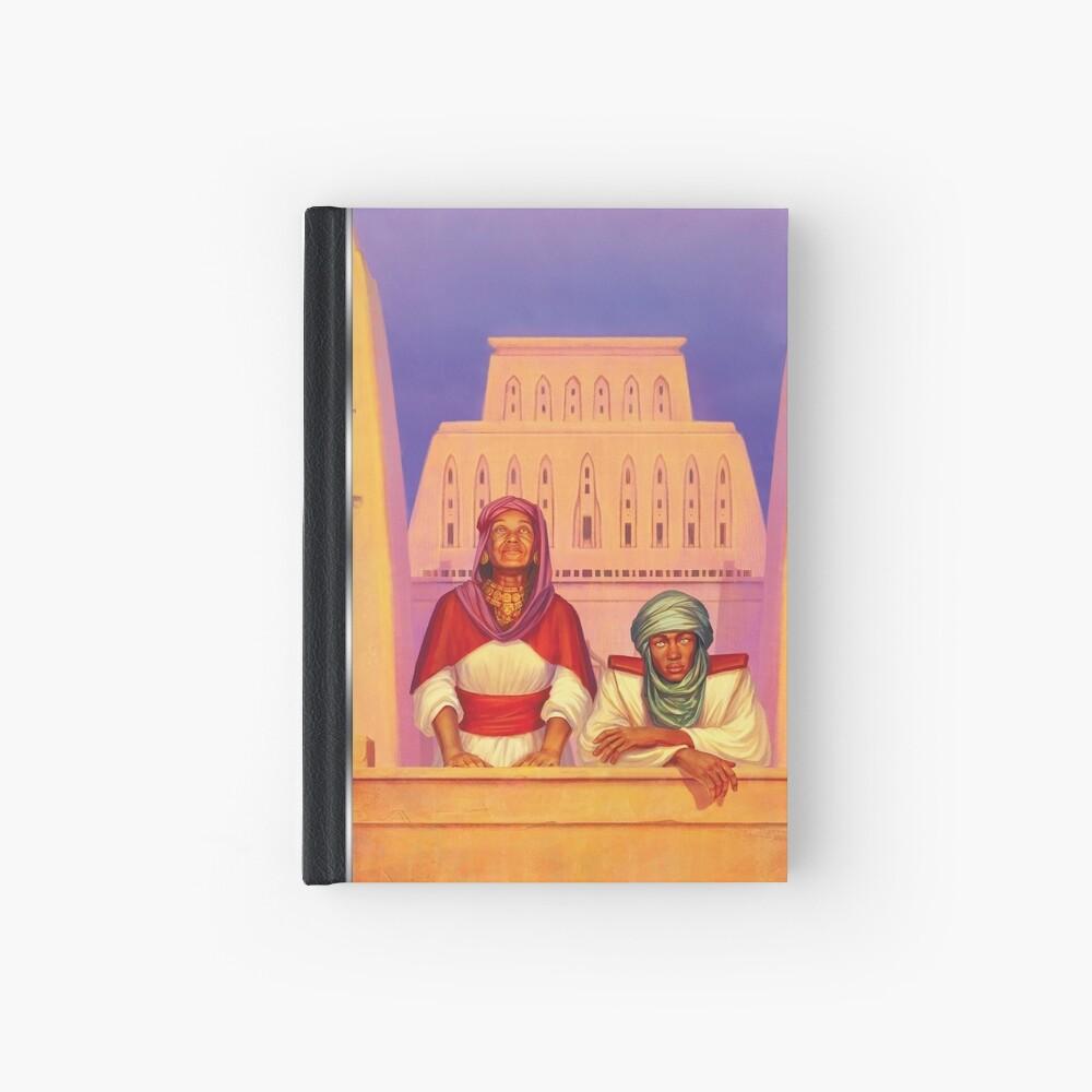 Exalted Realm Art: Overlook Hardcover Journal