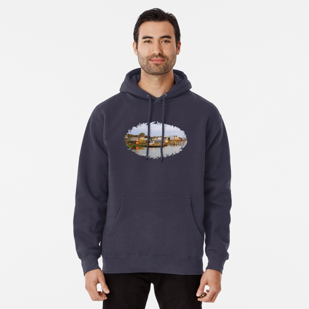 Island Living ~ Downhome Charm Pullover Hoodie