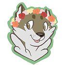 Peace Love & Flower Crowns by fuwacat