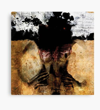 HOLY LAMB I LOVED YOU ONCE Canvas Print