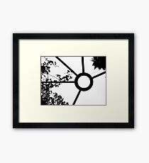 Hole in the Sky Framed Print