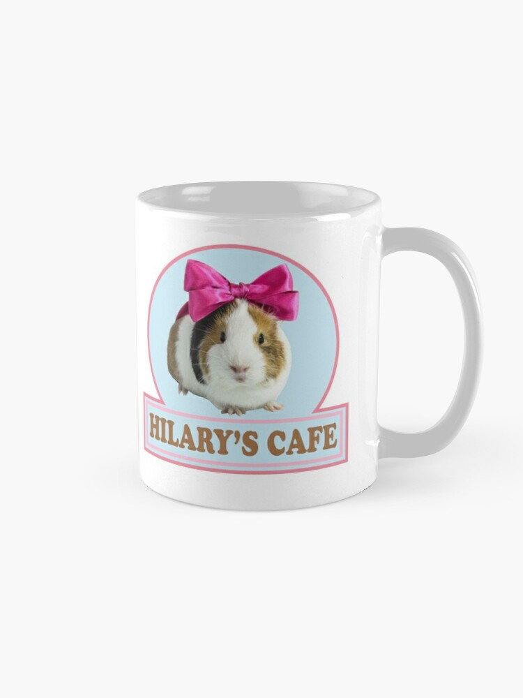 Alternate view of Fleabag Shirt  I Got Chatty At Hilary's Cafe Mug