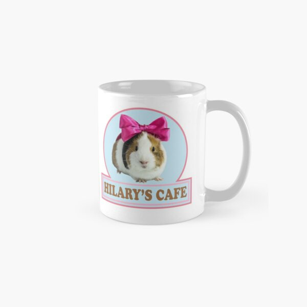 Fleabag Shirt| I Got Chatty At Hilary's Cafe Classic Mug