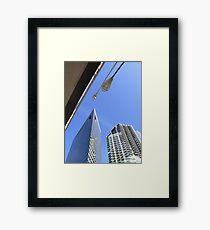 Chicago Cityscape Framed Print
