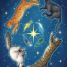 Elemental Cats by Elisabeth Alba