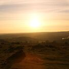 Bradgate Park Sunset by Mike Topley